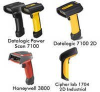 Hands Free Barcode Scanners