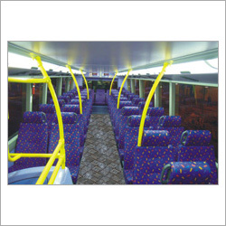 Aluminum Composite Bus Flooring