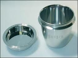 Platinum Crucible Shape