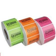 Industrial Barcode Sticker