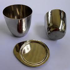 Standard Shape Platinum Crucibles