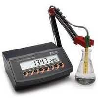 TEMPRETURE PH METER