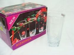 Glass Water Glass - Jug