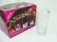 6pcs Set Of Drinking Glass