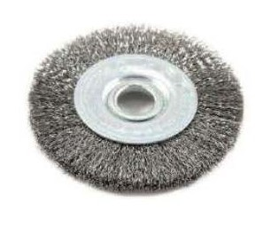 Circular Wheel Brush