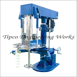 Coaxial Dispersing Mixer (Hydraulic Lifting)