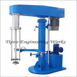 High Shear Emulsifier (Hydraulic Lifting)