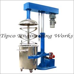 Sigma Mixer Machine (Hydraulic Lifting)