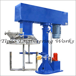 Dual Coaxial Shaft Mixer(Hydraulic Lifting)