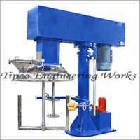 Dual Coaxial Shaft Mixer(Hydraulic Lifting)
