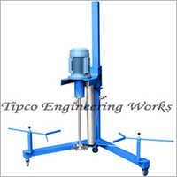 Powder Disperser (Pneumatic Lifting)