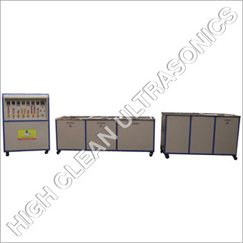 Automatic Ultrasonic Cleaning Machine