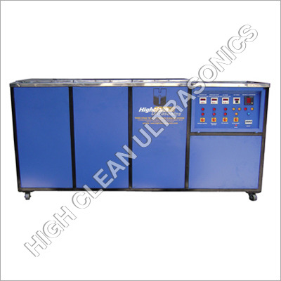 Single/Multi Chamber Vapour Degreaser