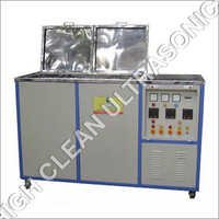 Ultrasonic Vapour Degreasing System