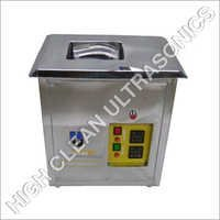 Glass Table Top Ultrasonic Cleaner