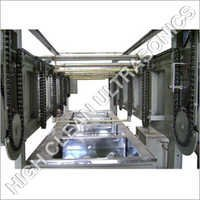 Multistage PLC Controlled Automation Systems
