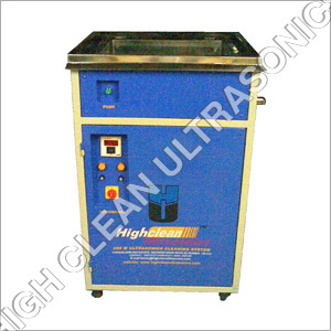 Ultrasonic Table top Cleaners