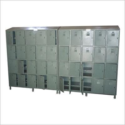 Mild Steel Locker