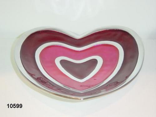Dish Heart Shape