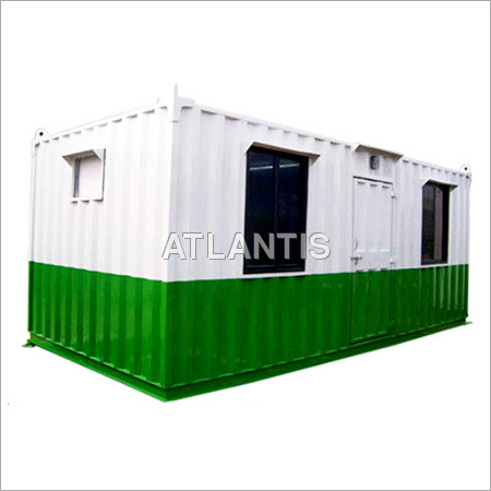 Customised Portable Cabin