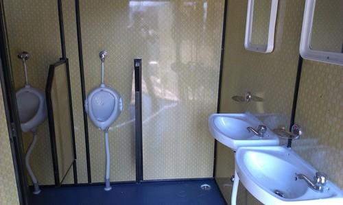 Mobile Portable Toilet