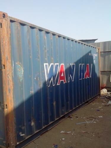 Empty Container