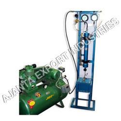 Concrete Permeability Apparatus