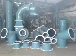 Pp Frp Ducting Work