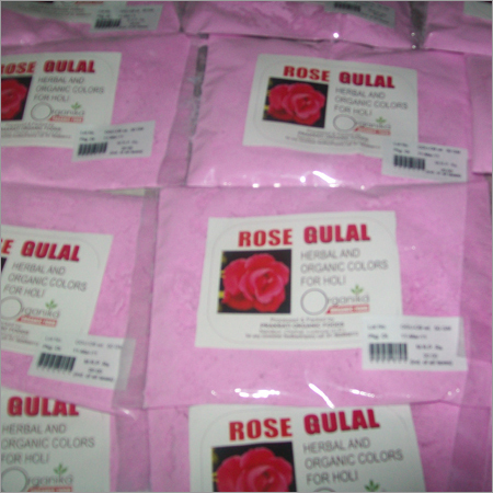 Rose Gulal