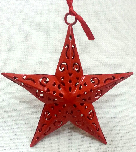 Xmas Hanging Star