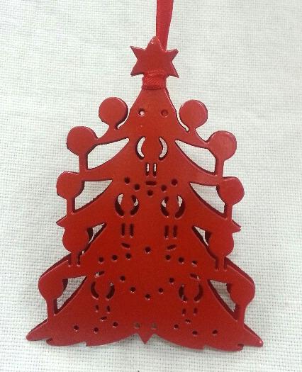 Christmas Tree Hanging