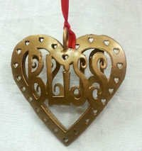 Christmas Decoration Heart
