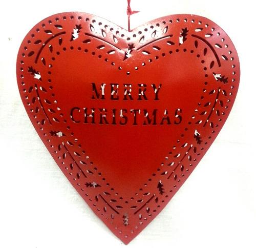 Christmas Decor Heart