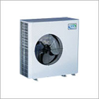Ducted AC outdoor unit