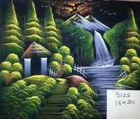 Nature Art paintings