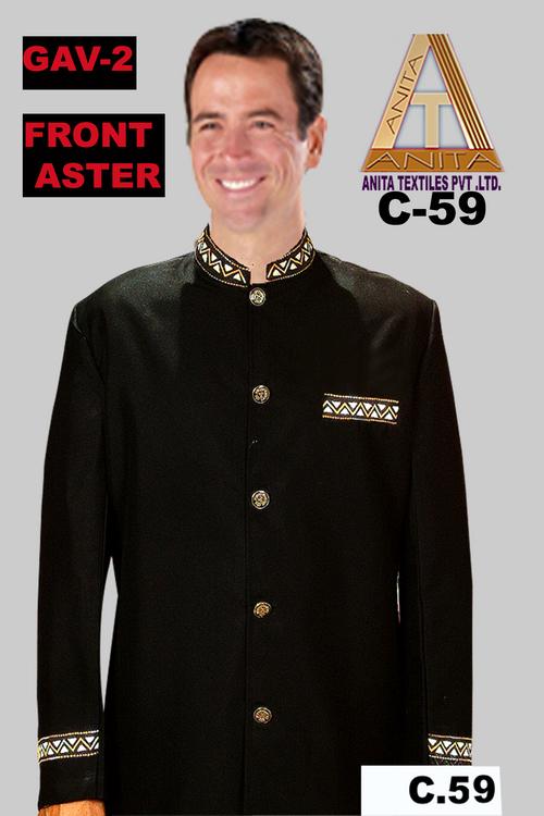 waiter coat