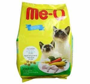 Me-O Cat Food Chicken & Vegetable 1.5 kg