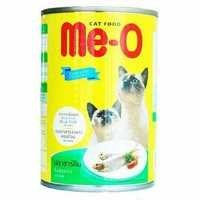 Me-O Canned Cat Food (Sardine ) 400 gm