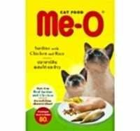 Me-O Jelly Chicken & Rice Cat Food