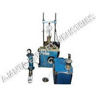 Triaxial Shear Apparatus