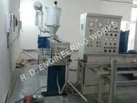 Pvc Sleeve Extruder Machine