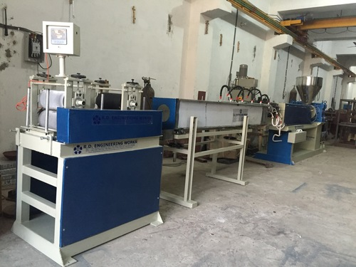Delivery Pipe Machine