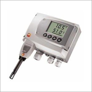 Plastic And Metal Temperature Humidity Transmitter