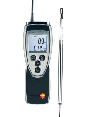 Compact Thermal Anemometer