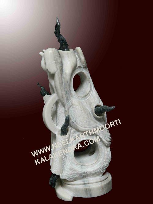 Marble Modern Art Statues