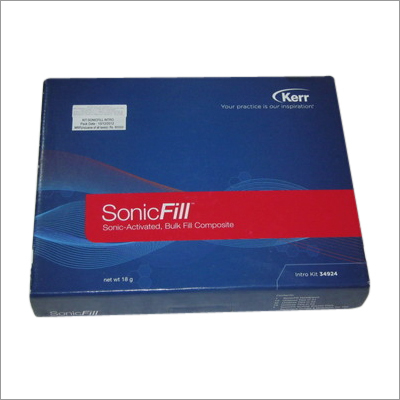 SonicFill Intro Kit