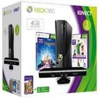 XBOX 4GB Kinect Sensor Combo
