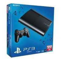 500 GB Sony PS3 Slim New Playstation 3 Console