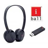 iBall BEAT ON Cordless Headphones