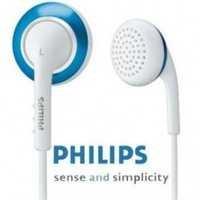 Philips In Earphone Flexi Grip Headphone